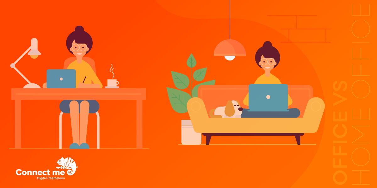 За Home Оffice е нужно много повече от интернет връзка